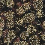 Tropical Batiks Metallic