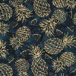 Tropical Batiks Metallic