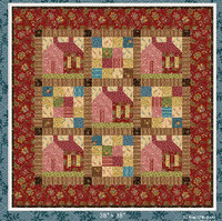 Hampton Farm by by Little Quilts