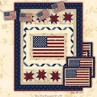 Liberty Ridge by by Little Quilts